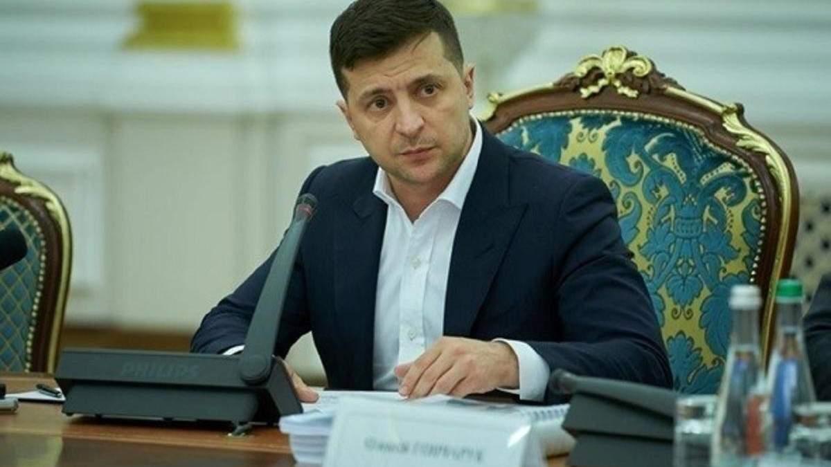 Зеленский не подпишет изменения в закон о е-декларирования