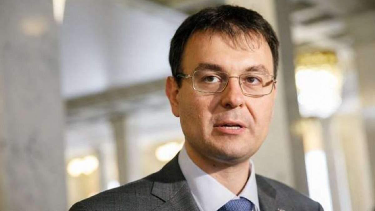 Данил Гетманцев об изменениях в закон о е-декларирования