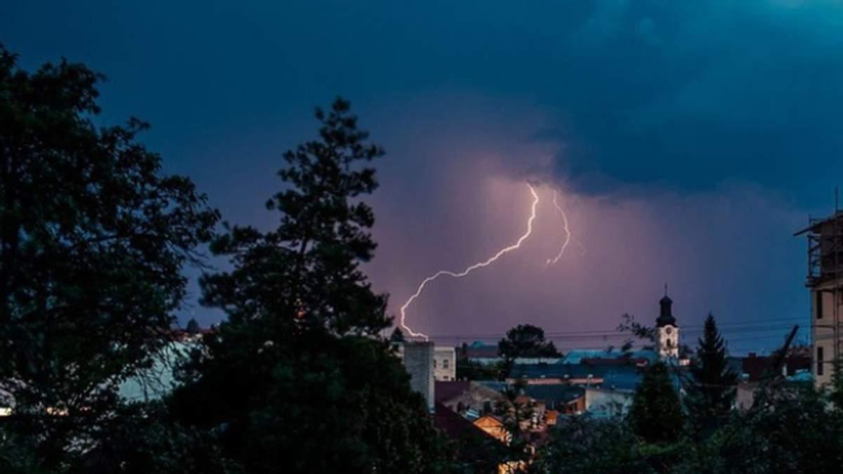 Погода 7 июня 2021: прогноз от синоптиков Украины