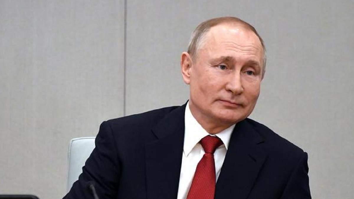 Укладку труб первой нитки Северного потока-2 завершили, - Путин