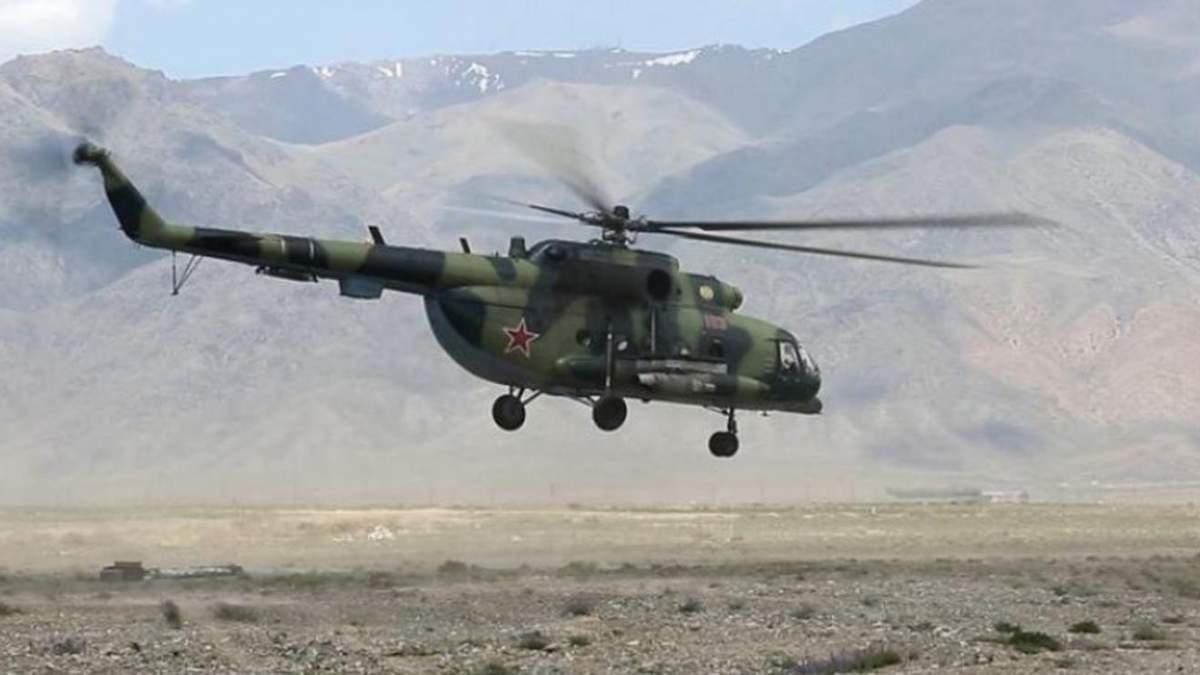 Аварія вертольота у Киргизстані 4 червня 2021: деталі