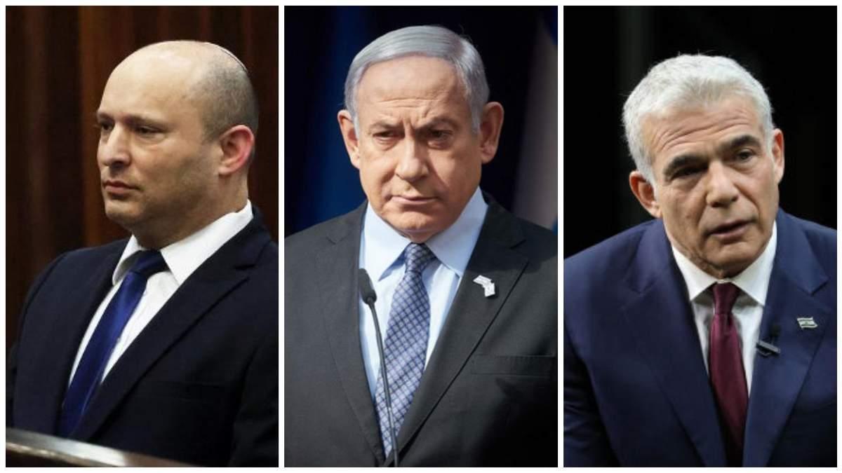 Союз Беннета і Лапіда: хто очолить Ізраїль після Нетаньяху