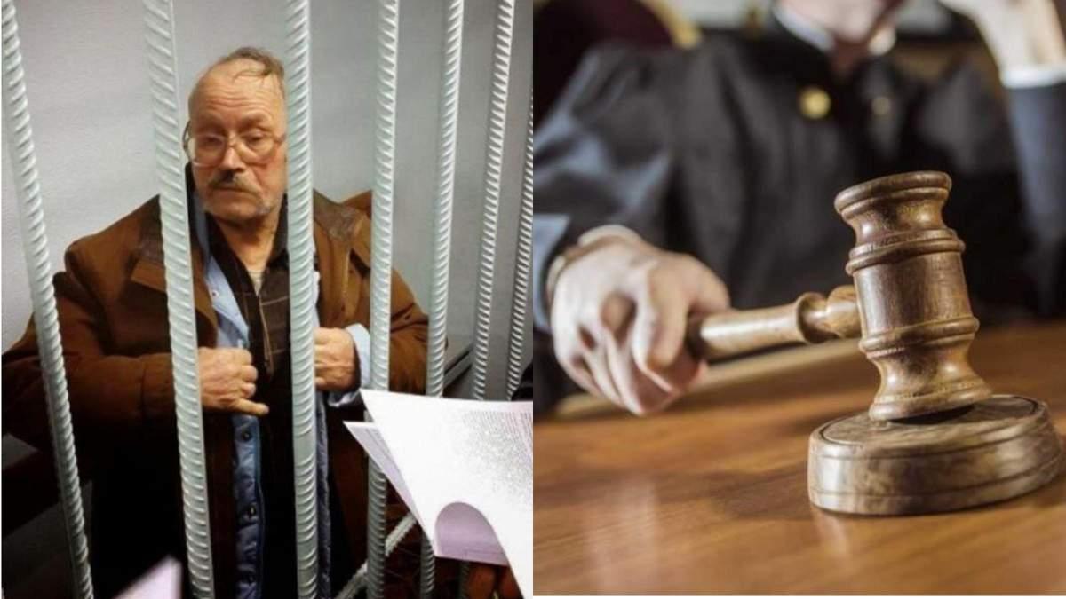 Суддя затягувала справу 72-річного майданівця Миколи Пасічника