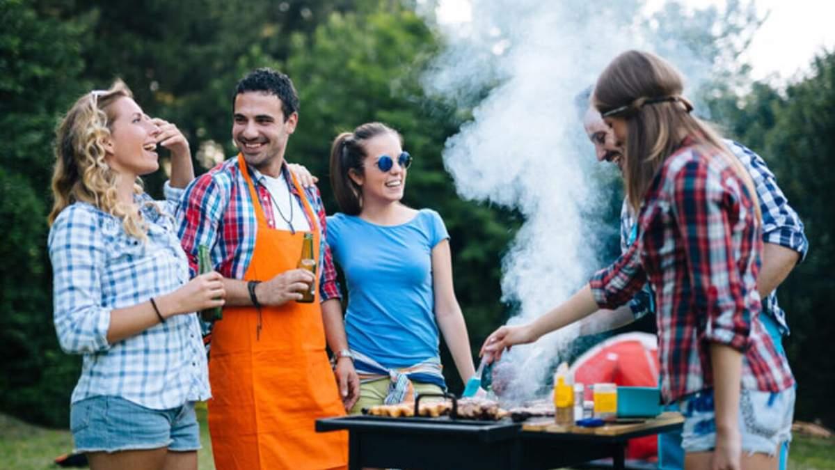 Куда во Львове пойти на пикник: лучшие места для отдыха