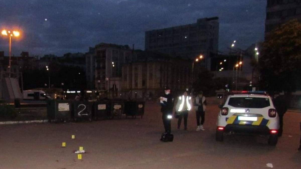 В Киеве за ночь произошли 2 резни: пили алкоголь