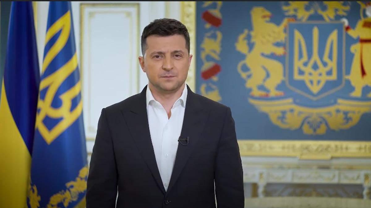 Володимир Зеленський хоче внести на референдум статус олігарха