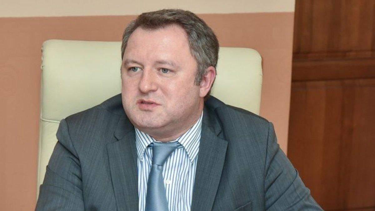 Голова комітету Ради Андрій Костін вилетів з конкурсу на керівника САП