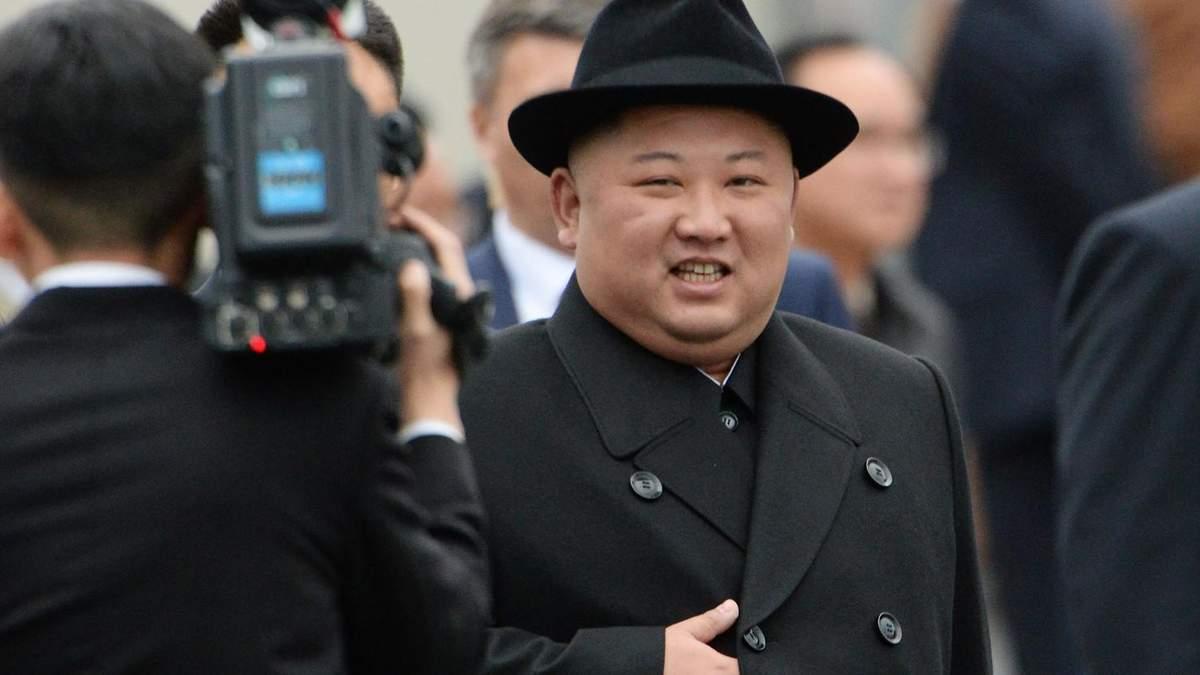 Ким Чен Ын неожиданно появился на публике после длинного отсутствия