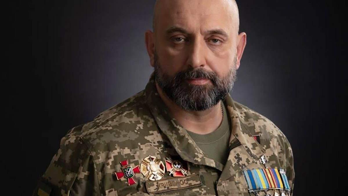 Генерала Сергія Кривоноса звільнили з лав Збройних сил України