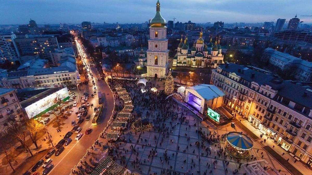 Из-за концерта в Киеве ограничат движение транспорта: где и когда