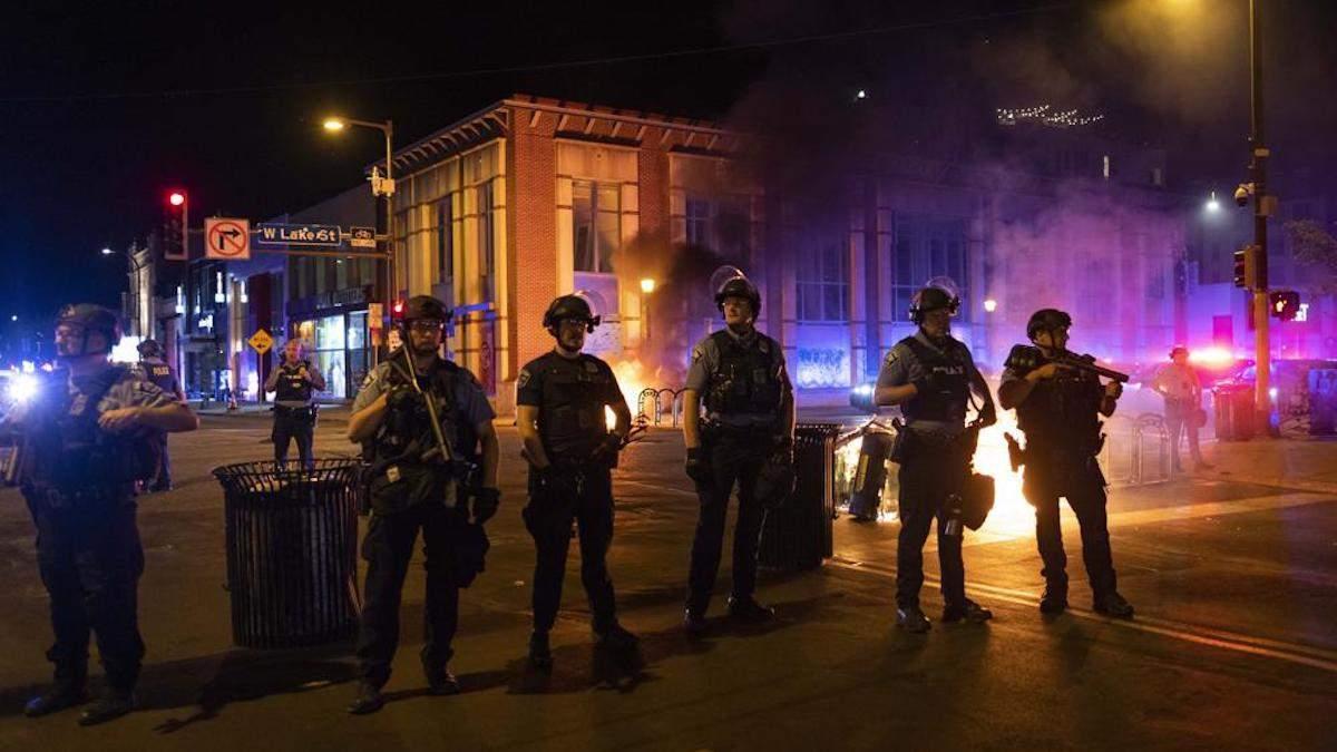 Міннеаполіс охопили заворушення – знову після вбивства афроамериканця