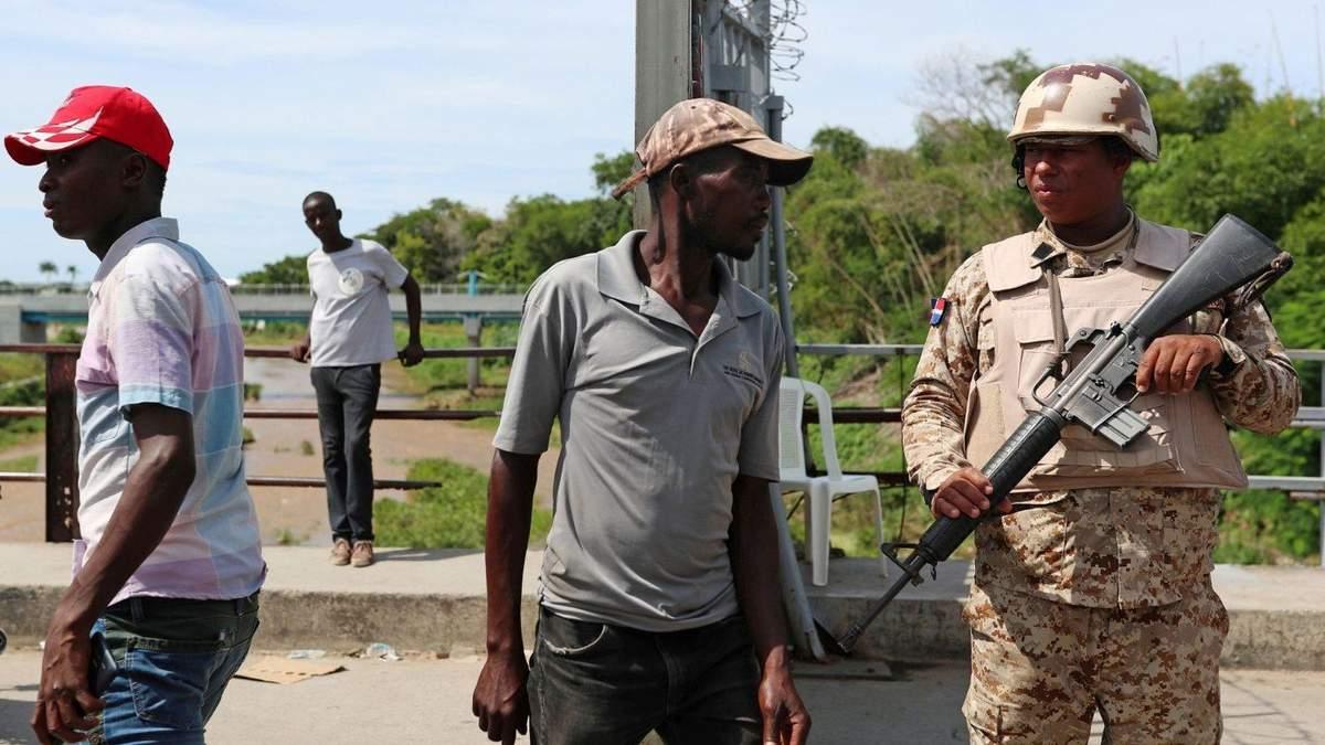 Незвичайна традиція на кордоні Гаїті та Домініканської Республіки