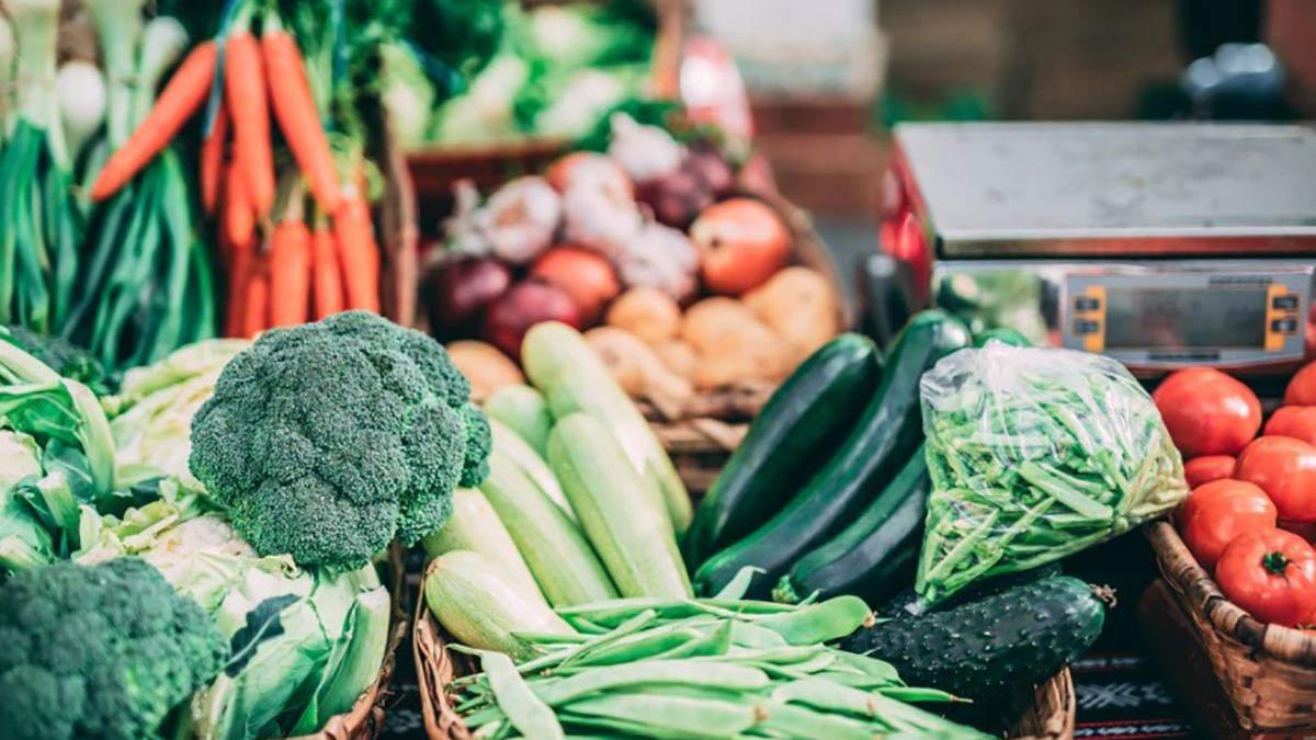 В Україні зросли ціни на овочі через холод і дощі: прогнози експертів