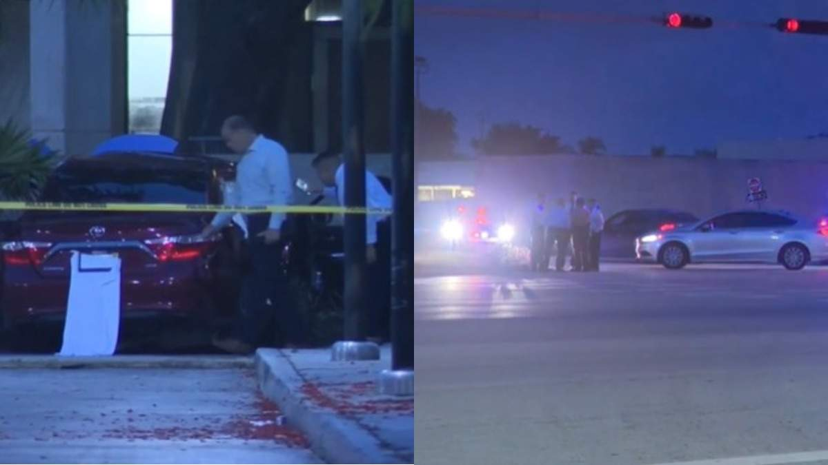 В ресторане Флориды состоялась стрельба на выпускном: видео