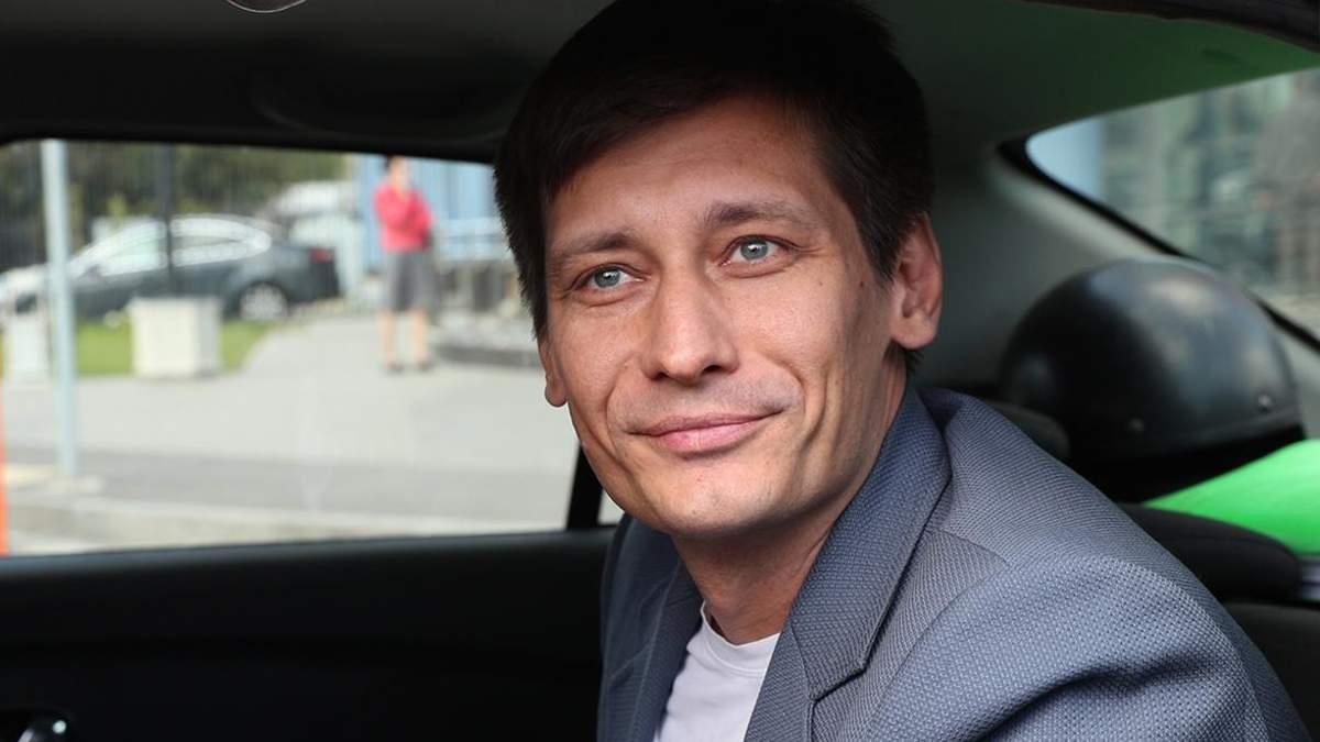 Мене витіснили, – російський опозиціонер Гудков про виїзд в Україну