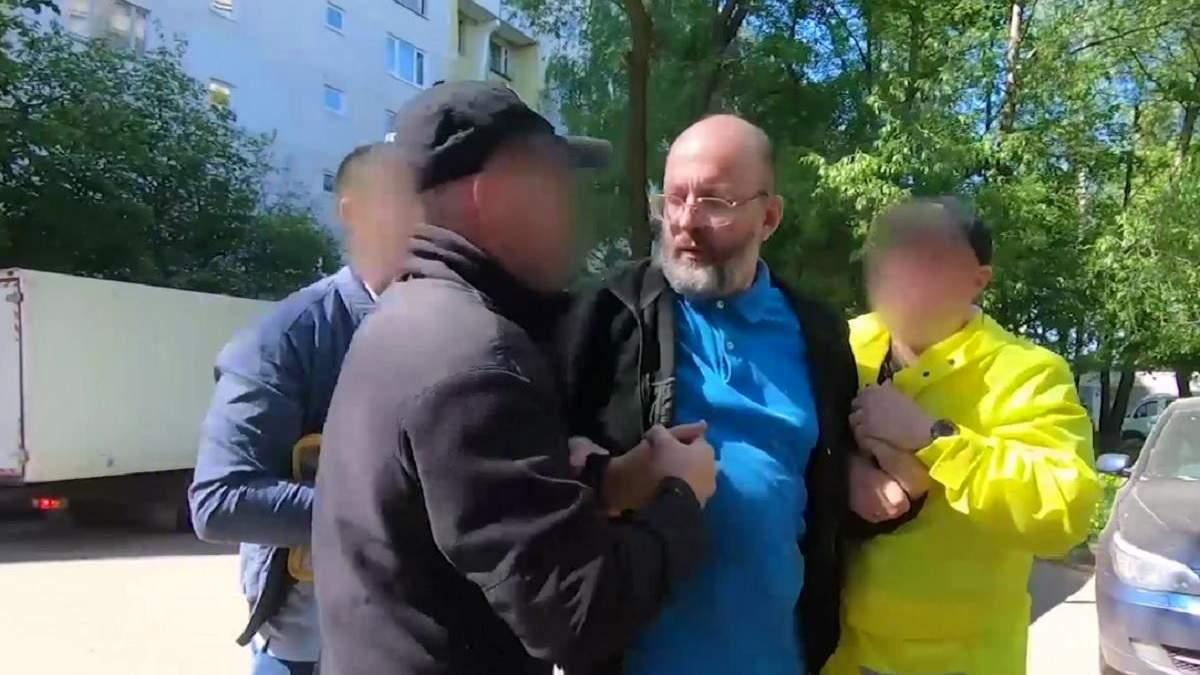 ФСБ заявила про викриття агента українських спецслужб Семеняки