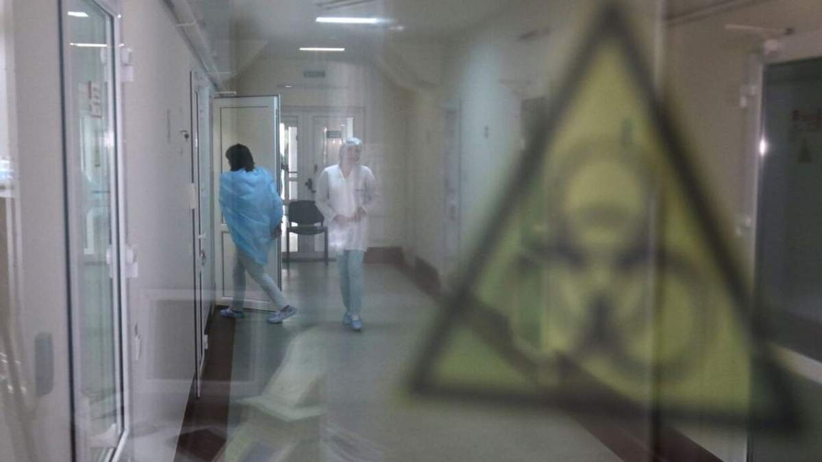 Актуальна статистика захворюваності на коронавірус у Львові 07.06.2021