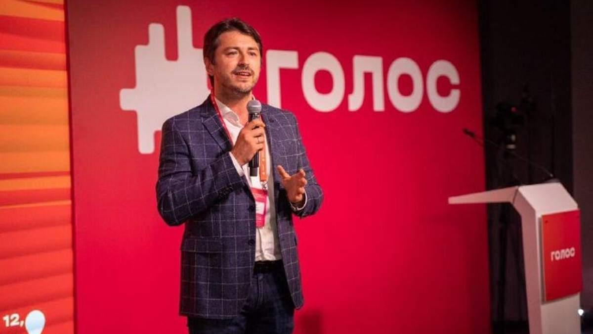 В Голосе прокомментировали выход Сергея Притулы из партии