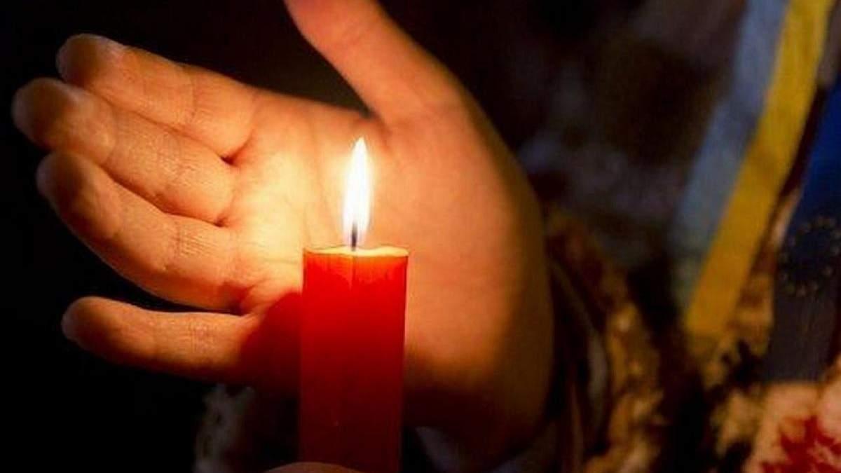 В Луцке умер молодой ветеран войны в Донбассе
