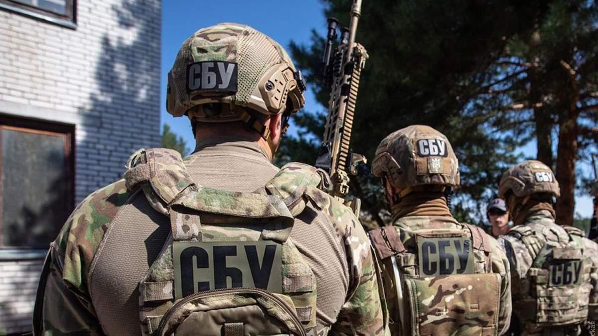 Запобігли теракту: затримали агента ФСБ, який хотів підірвати авто