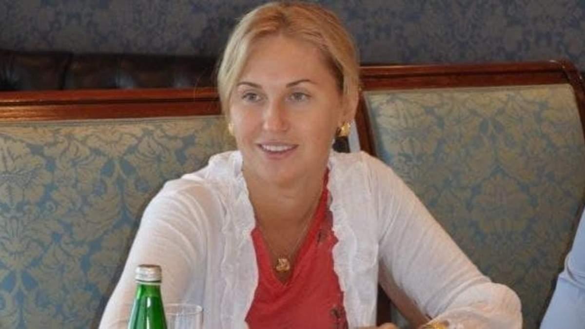 Мазурова пошла на соглашение по делу о рекордной взятке НАБУ и САП