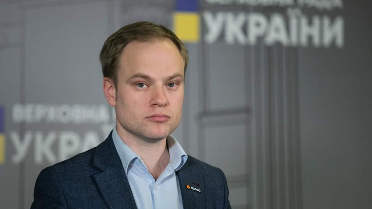 Юрчишин сказав, чи підуть слідом за Притулою інші депутати з Голосу