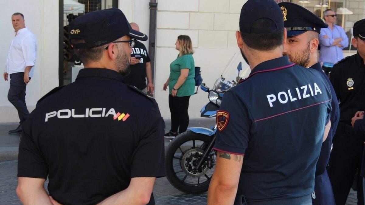 Поліцейські Італії запобігли теракту на базі НАТО