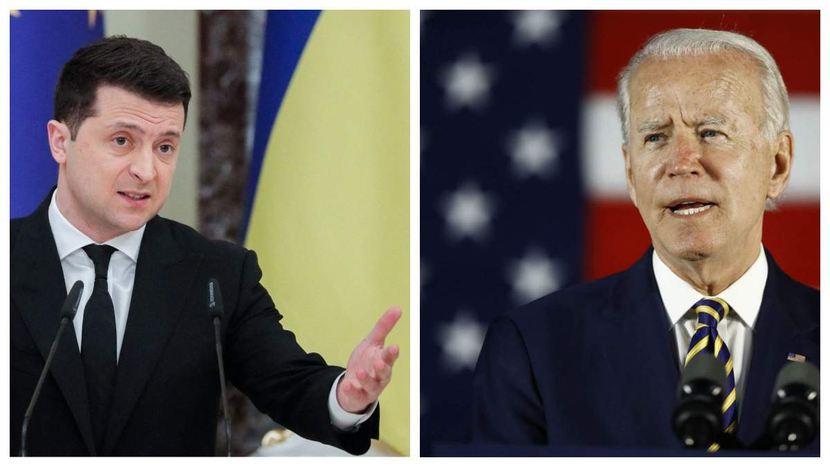 Зеленский пообещал Байдену сделать ряд шагов, – СМИ