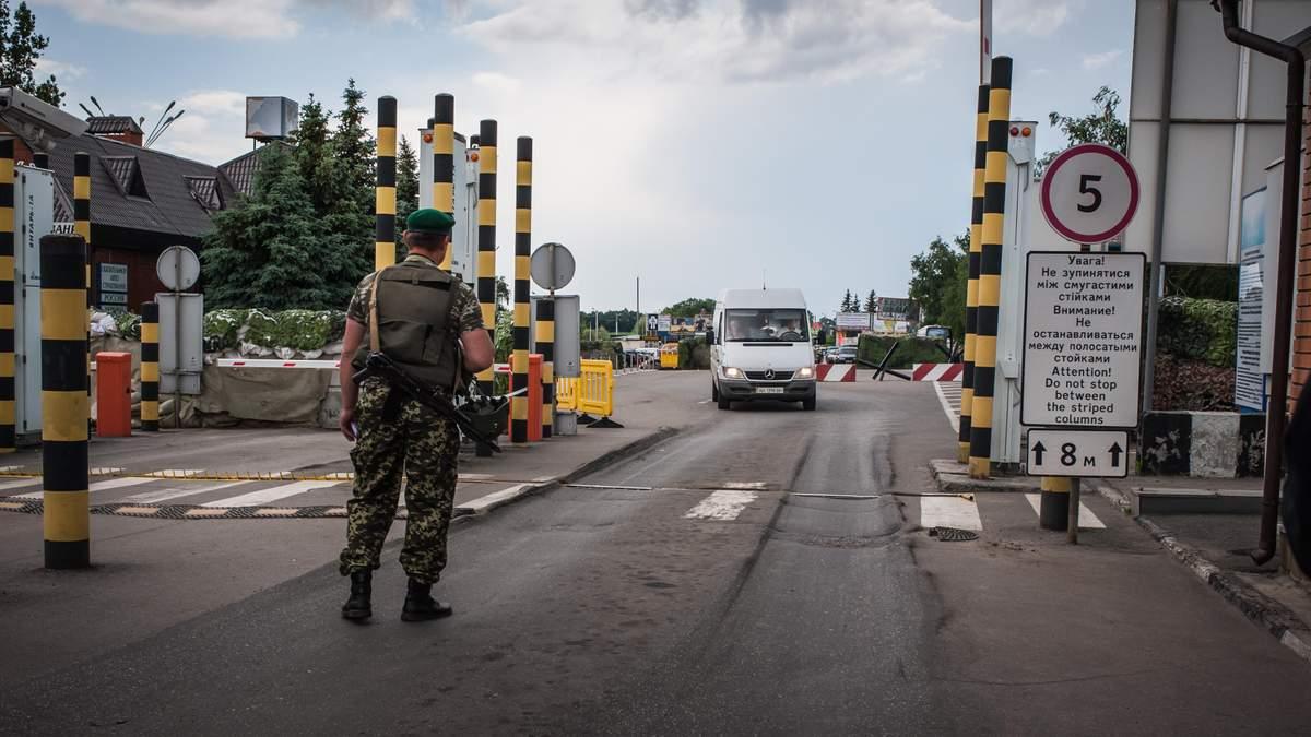 Кабмін спростив перетин кордону під час карантину