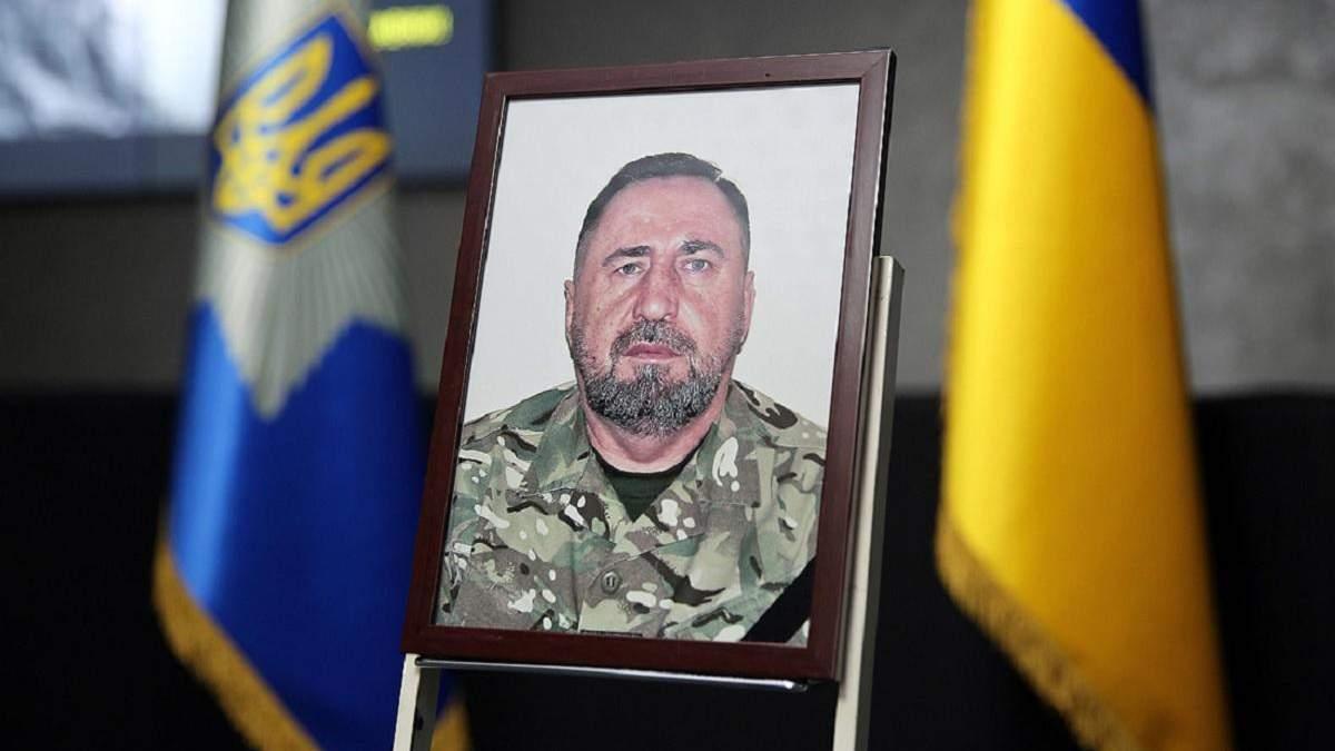 У Києві попрощалися із заступником командира Азову Павлюком