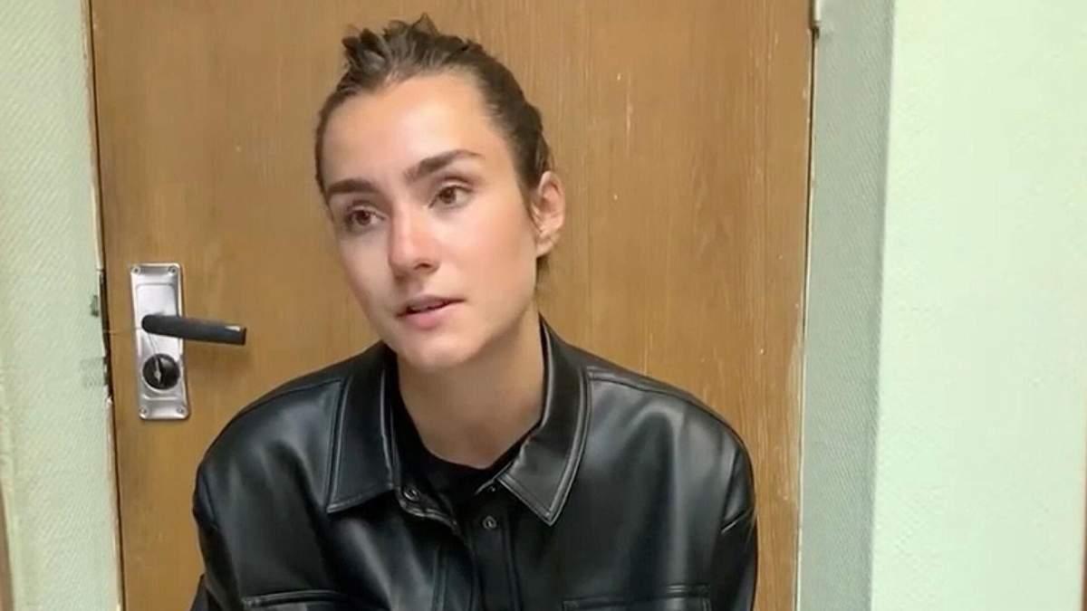 Дівчина Протасевича Софія Сапега написала лист із СІЗО