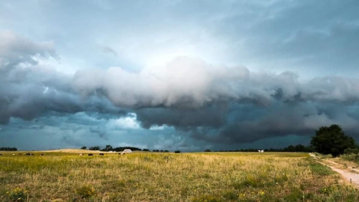 Погода 10 червня 2021: прогноз від синоптиків України