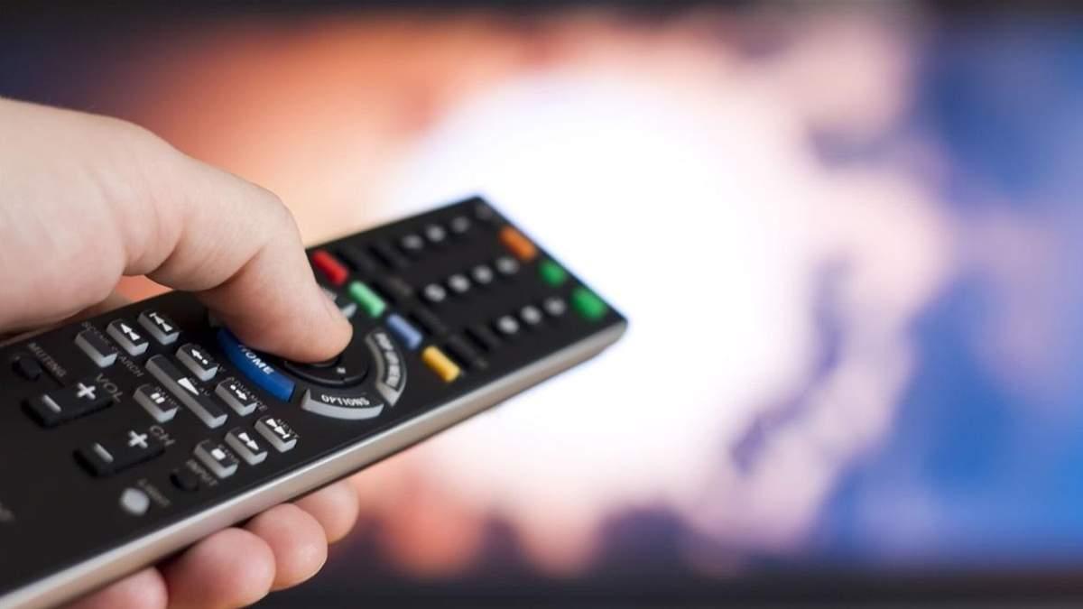 Три телеканали недотримують мовних квот в ефірі