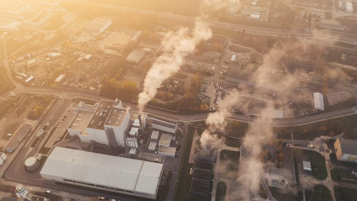 Рівень вуглекислого газу на 50% вищий, ніж в індустріальні часи