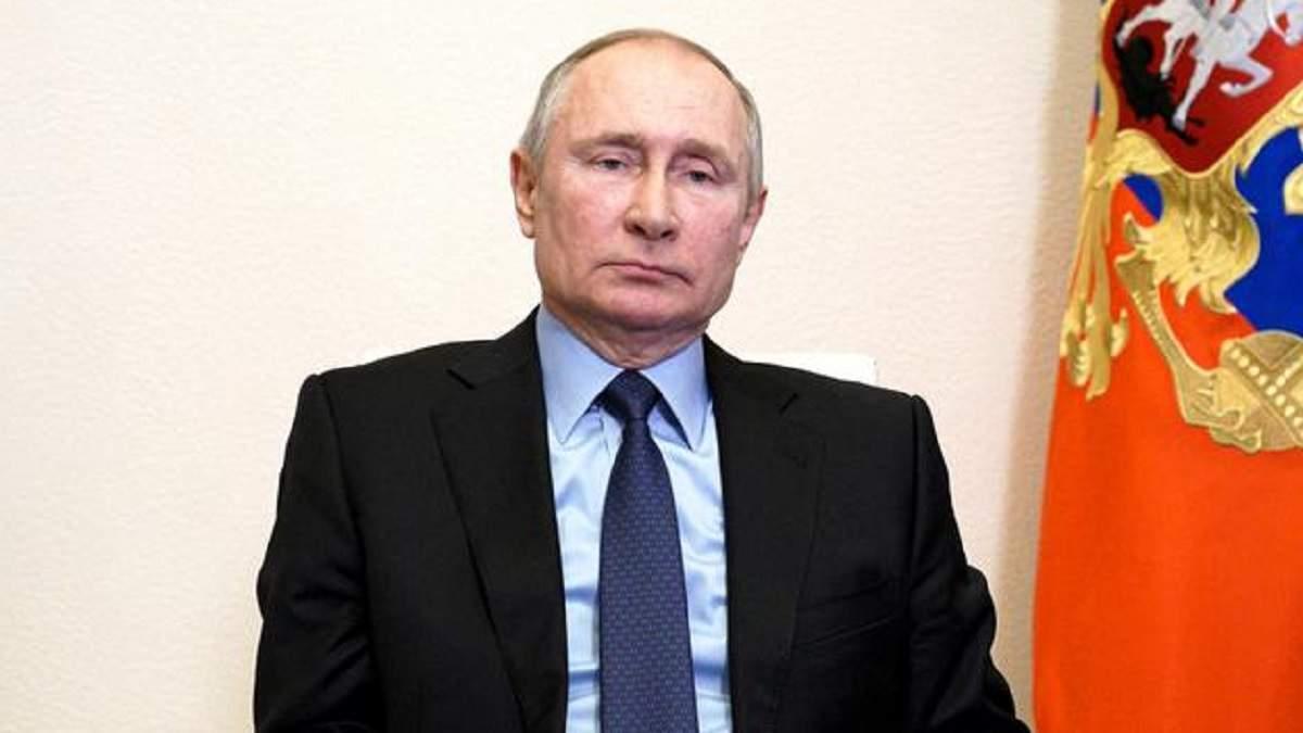 Путин заявил, что ему есть о чем говорить с Зеленским