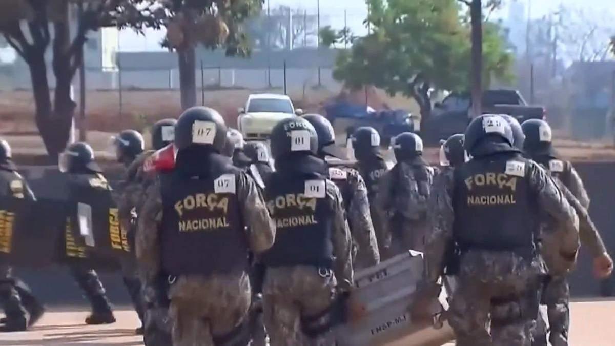 Бразильська мафія паралізувала місто-мільйонник