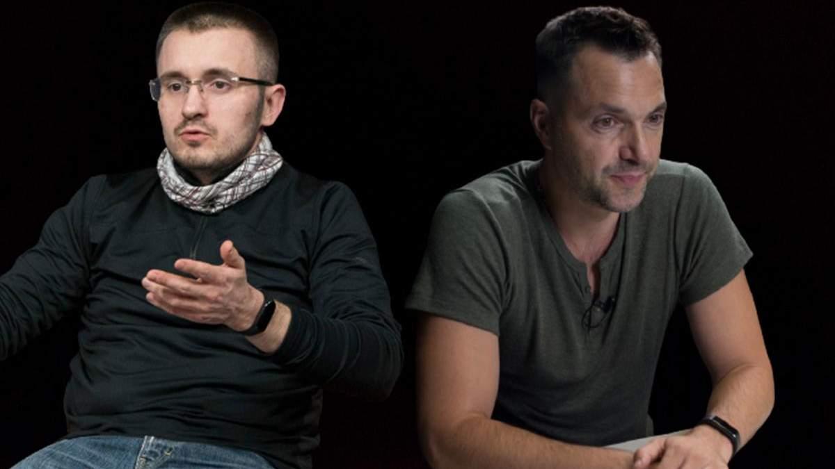 Є інформація, що Медведчук не звільнив жодного полоненого, – Арестович