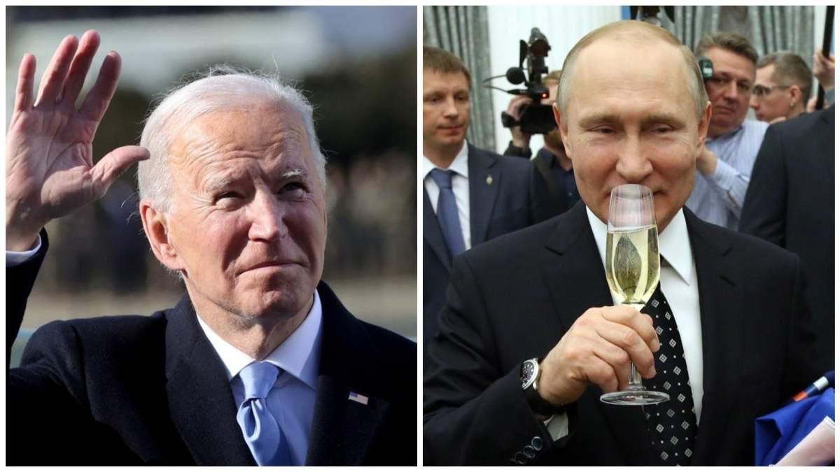 Евросоюз разозлился на Байдена из-за встречи с Путиным и Афганистан
