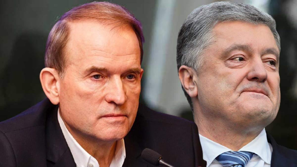 Темники ЕС и пленки Медведчука: как сработал закон Мерфи