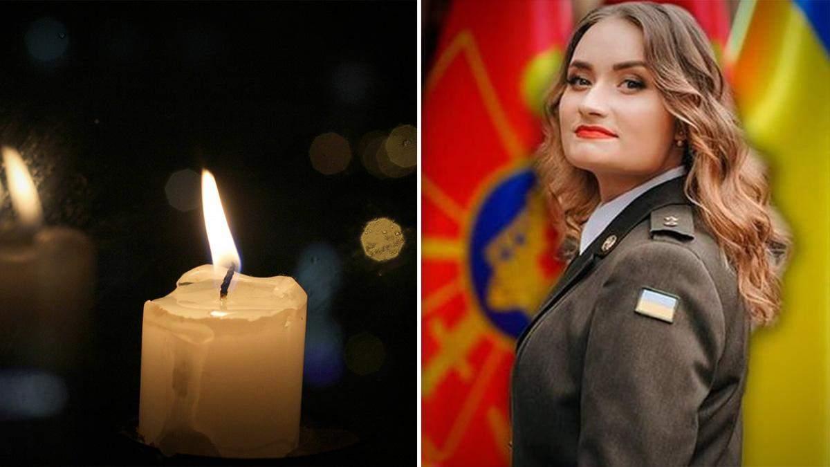 На Донбасі трагічно загинула 22-річна військова Карина Шемчук: фото