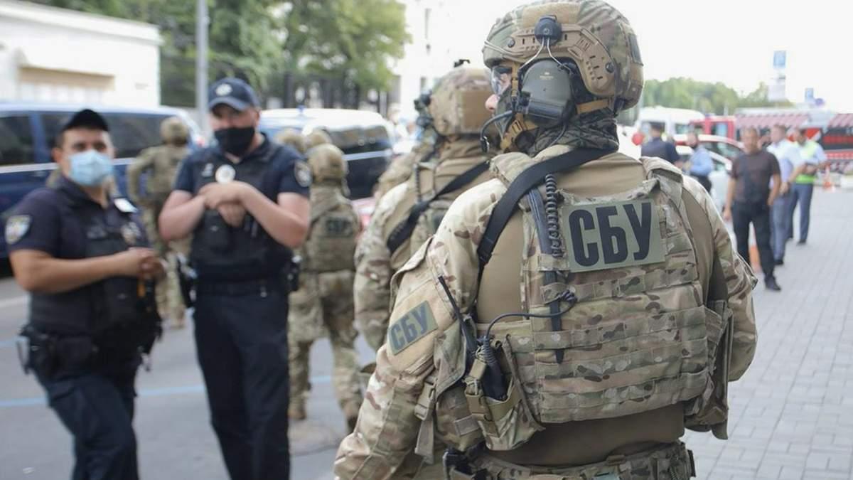 Экс работнику СБУ увеличили залог, по подозрению во взяточничестве