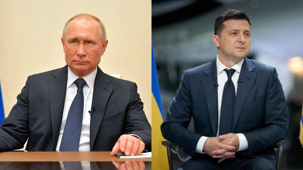 Путин сел в лужу, комментируя законопроект Зеленского, – российский журналист Яковенко