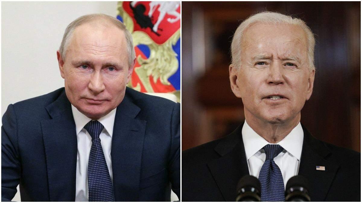 Жителів Женеви просять працювати з дому в день саміту Байдена і Путіна