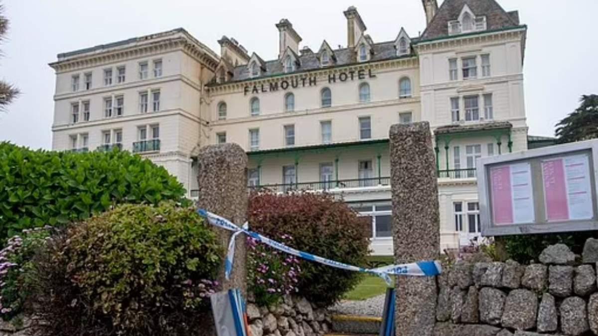 В Британии из-за предмета эвакуировали отель, где будет саммит G7