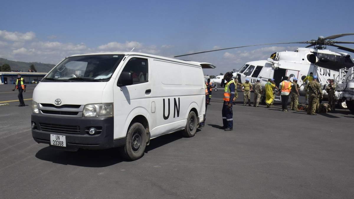 Хотіли працювати понаднормово: як українці рятували людей у Конго