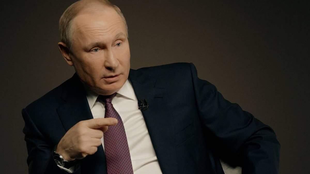 Для Путина было важно отреагировать на разговор Байдена с Зеленским