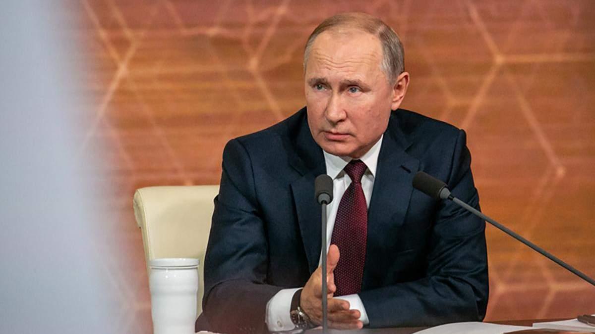 Казанський: Путін зміниться на когось зі свого оточення