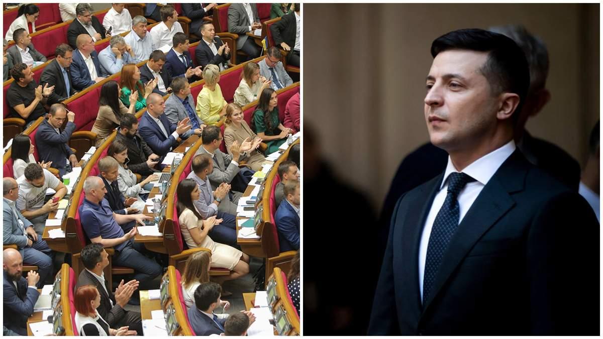 Зеленский запугивает депутатов роспуском: почему этого не будет