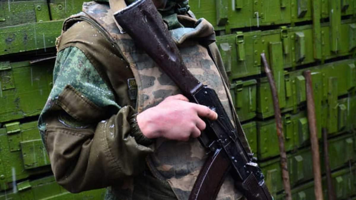 На Луганщині оголосили про підозру учасникам банди бойовиків
