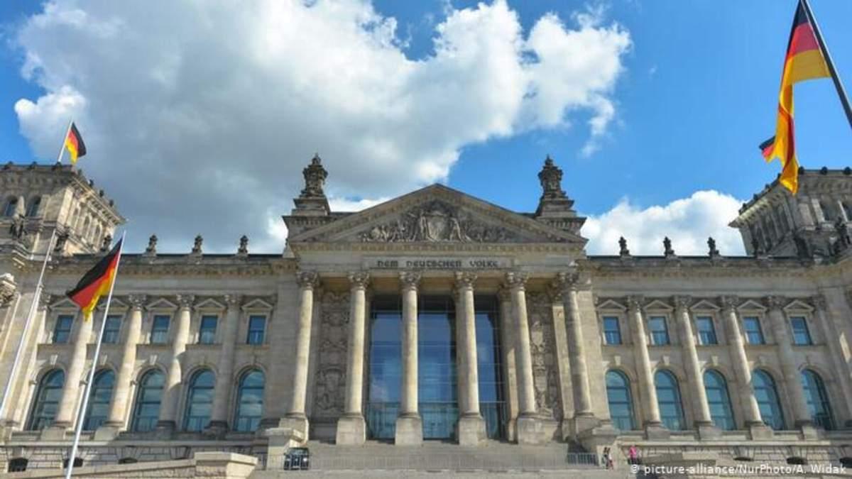 Бундестаг провалив резолюцію про відмову від Північного потоку-2